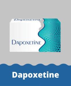 Dapoxetine