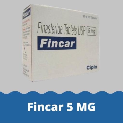 Fincar 5 mg