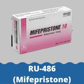 RU-486 (Mifepristone)