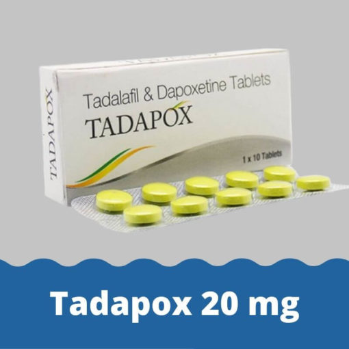 Tadapox 20 mg