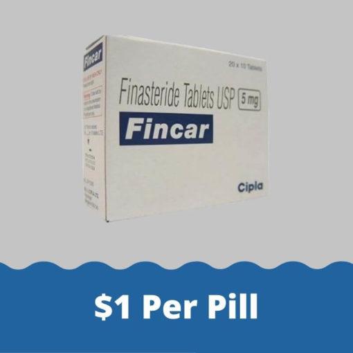 fincar 5mg price
