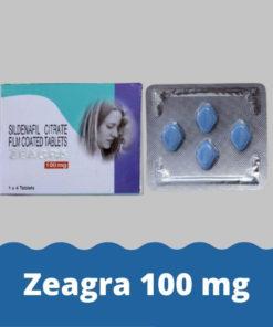 Zeagra 100 mg
