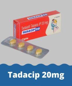Tadacip 20 mg cipla