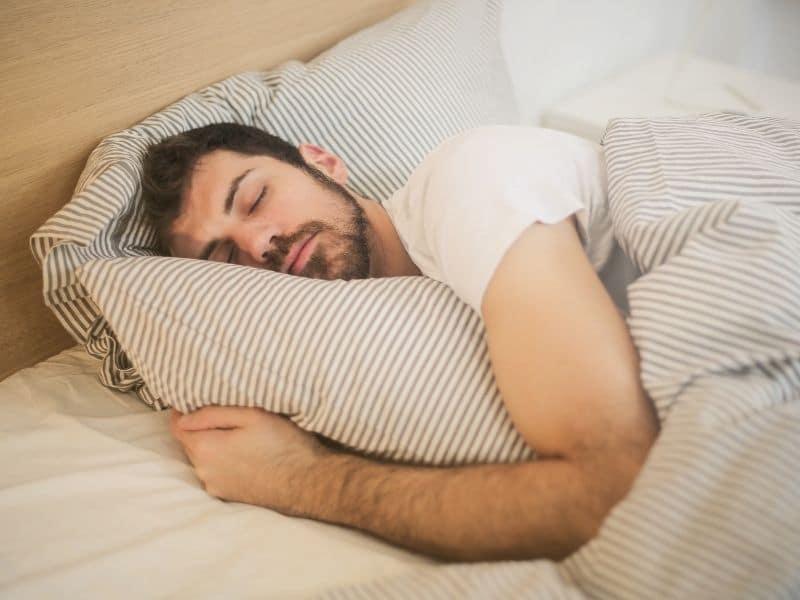 plenty of sleep